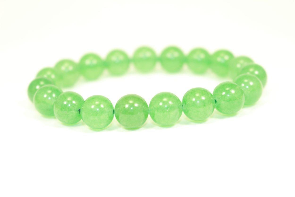 100% Authentic Green Aventurine Bracelet 9