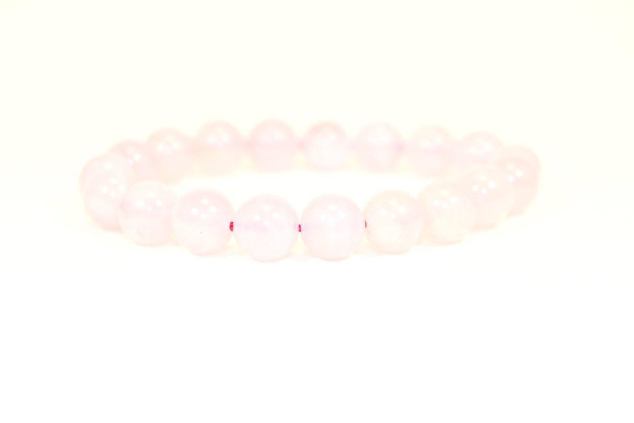Crystal Dreams 100% Authentic Rose Quartz Bracelet