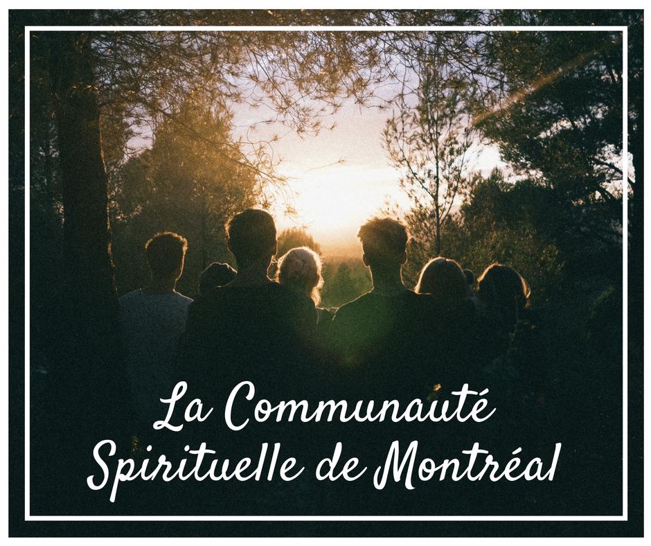 La Communauté Spirituelle de Montréal
