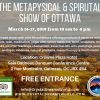 The Metaphysical and Spiritual Show of Ottawa 3