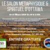 Le Salon Métaphysique et Spirituel d'Ottawa 2
